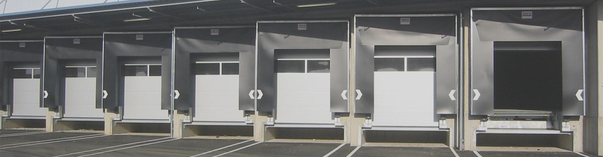 Logistiktore - Sektionaltore, Schnelllauftore, Verladesysteme
