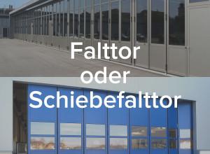 Kennen Sie den Unterschied zwischen Falttor und Schiebefalttor? Diese und andere Fragen werden im Blog von Schneider Torsysteme beantwortet!
