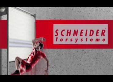 SCHNEIDER Torsysteme - Helix Schnelllauftor | Produktvideo
