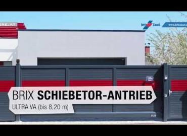 BRIX - Ultra VA Antrieb für Schiebetore | Produktvideo