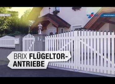 BRIX - Flügeltorantrieb | Produktvideo