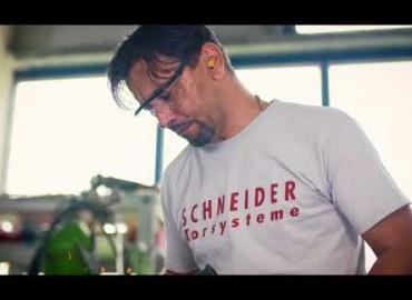 Schneider Torsysteme - DESIGN mit FUNKTION (DE)